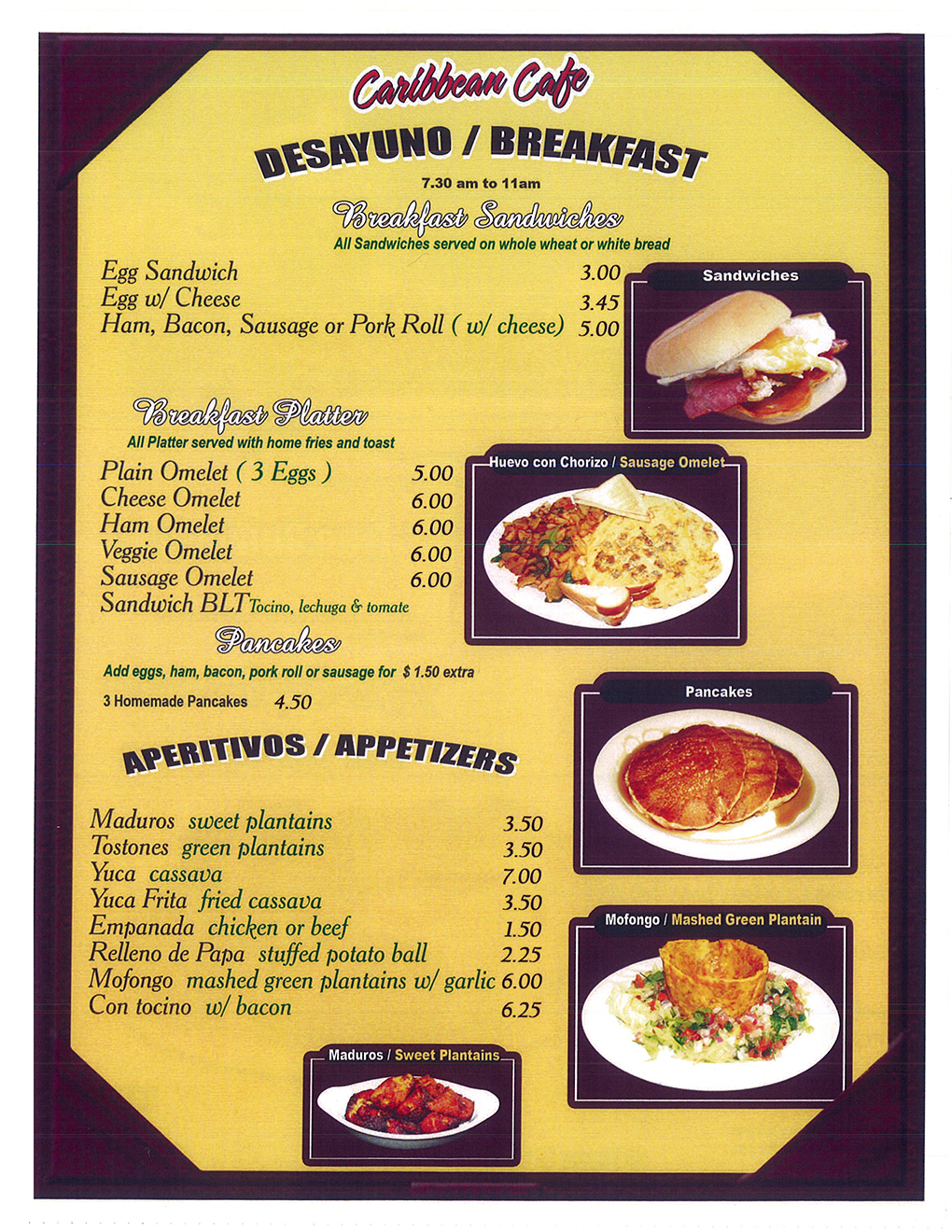 Caribbean-Cafe-Menu-Page-1